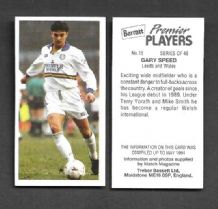 Leeds United Gary Speed 15
